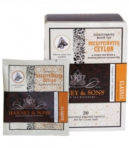 Harney & Sons Decaffeinated Ceylon
