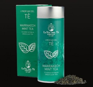 Herbata La Via Del Te Marrakech Mint Tea 90 gr puszka