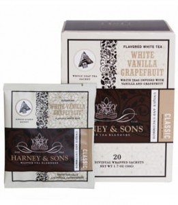 Harney & Sons White Vanilla Grapefruit