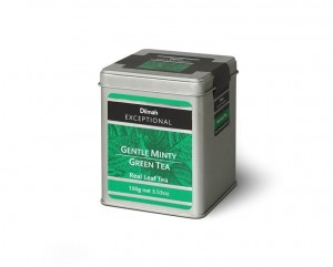 Dilmah Exceptional Gentle Minty Green Tea